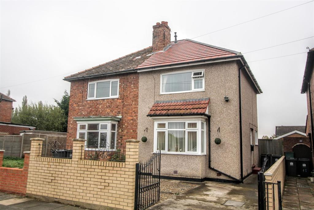 2 Bedrooms Semi Detached House for sale in Brankin Road, Darlington