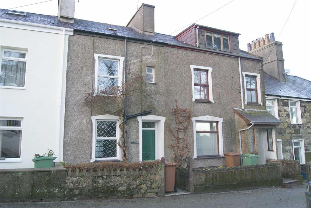 3 Bedrooms Terraced House for sale in Y Fron, Nefyn
