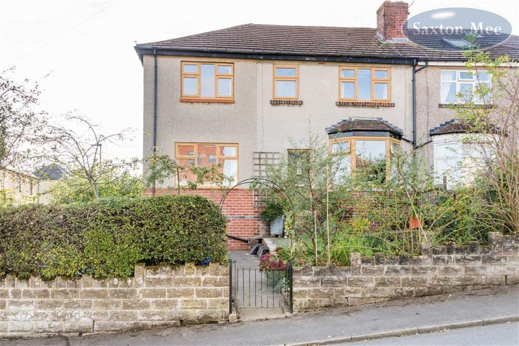 4 Bedrooms Semi Detached House for sale in Forres Avenue, Crookes, Sheffield, S10