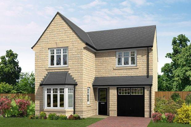 4 Bedrooms Detached House for sale in Devonshire Gardens, Roes Lane, Crich, DE4