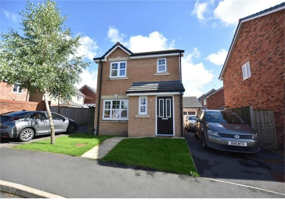 3 Bedrooms Detached House for sale in 3 Ashburn Close, Barrow