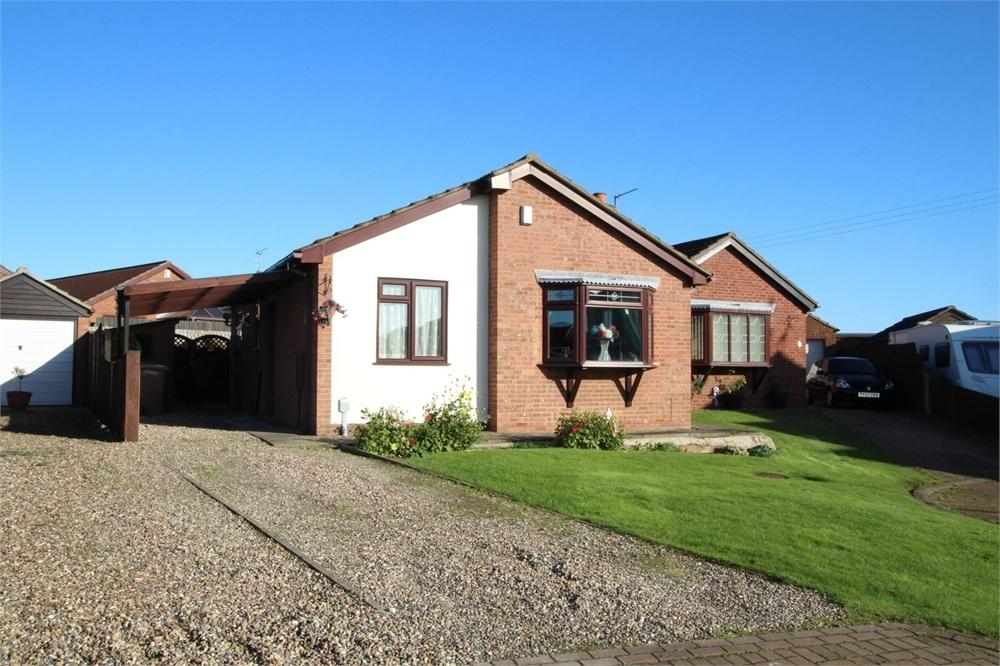 2 Bedrooms Detached Bungalow for sale in 15 Ellis Close, Preston, East Riding of Yorkshire