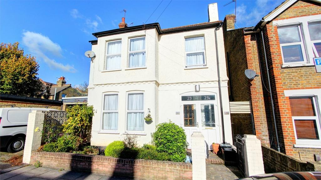 4 Bedrooms Detached House for sale in Victoria Road, Bromley, Kent