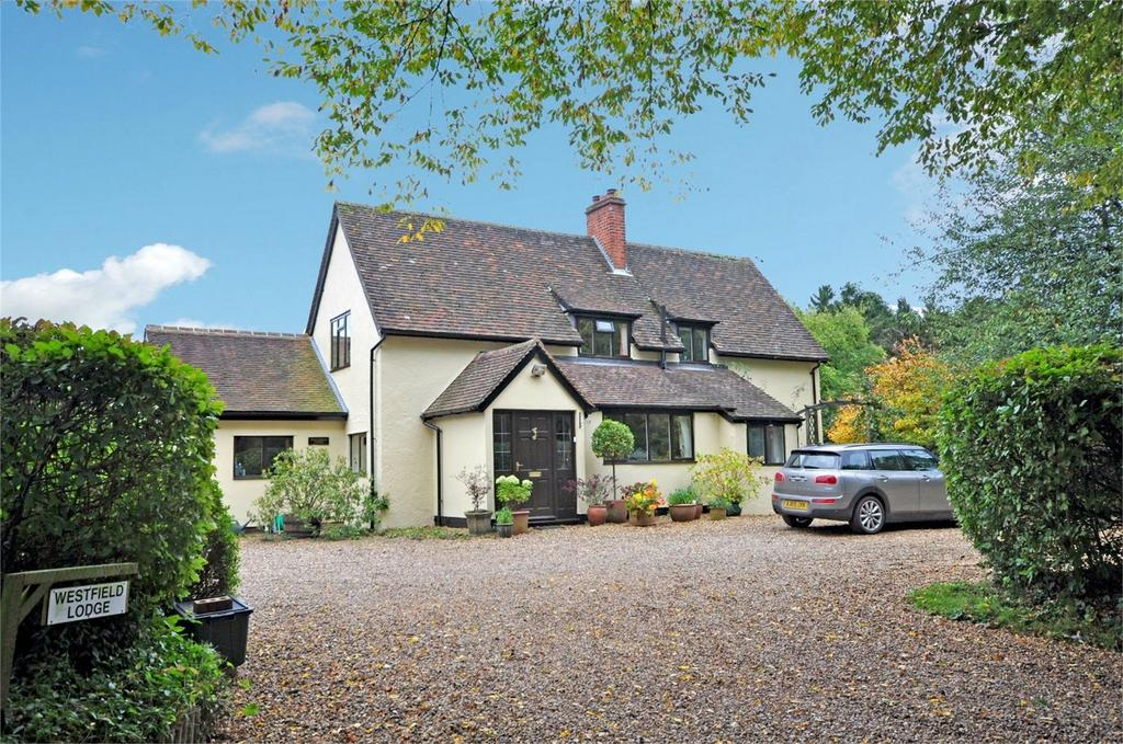5 Bedrooms Detached House for sale in Westfield Lodge, Westland Green, Little Hadham