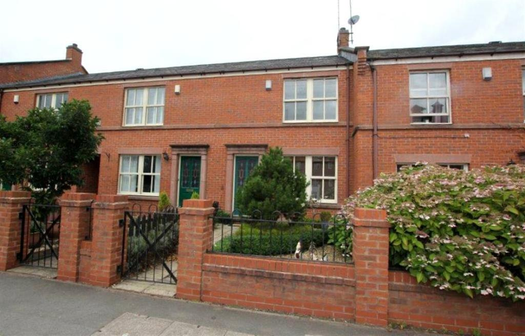 2 Bedrooms Terraced House for sale in Hall View, High Street, Tattenhall
