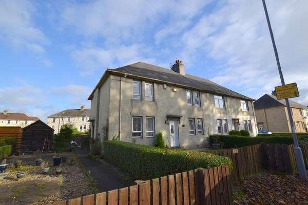 2 Bedrooms Flat for sale in 137 Irvine Road, Kilmarnock, KA1 2JZ