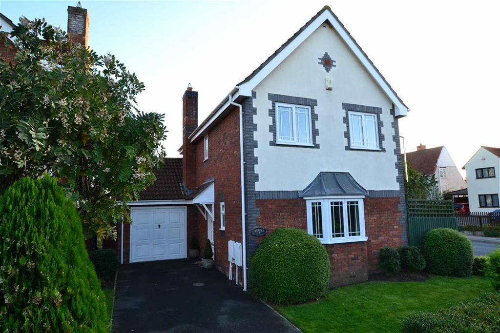 3 Bedrooms Detached House for sale in Harp Chase, Taunton, Taunton, Somerset, TA1
