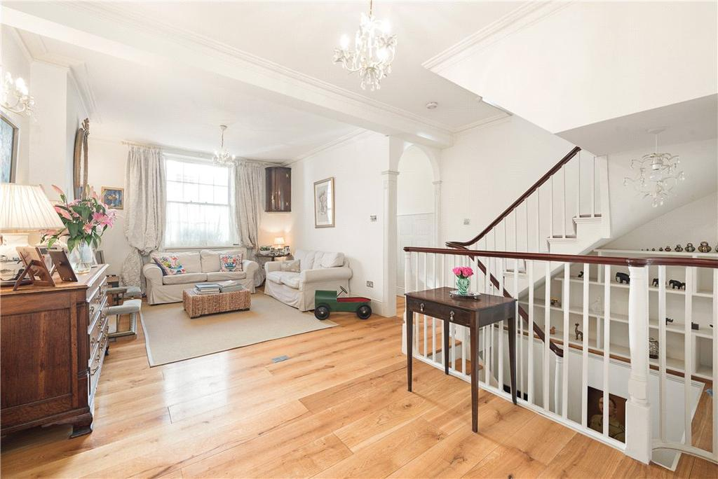 5 Bedrooms Terraced House for sale in Ivor Place, Marylebone, London, NW1