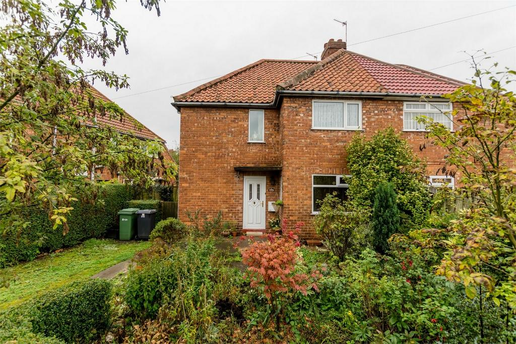 3 Bedrooms Semi Detached House for sale in North Moor, Huntington, YORK
