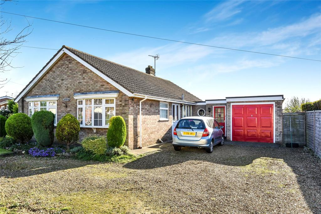 2 Bedrooms Detached Bungalow for sale in Station Road, Surfleet, PE11
