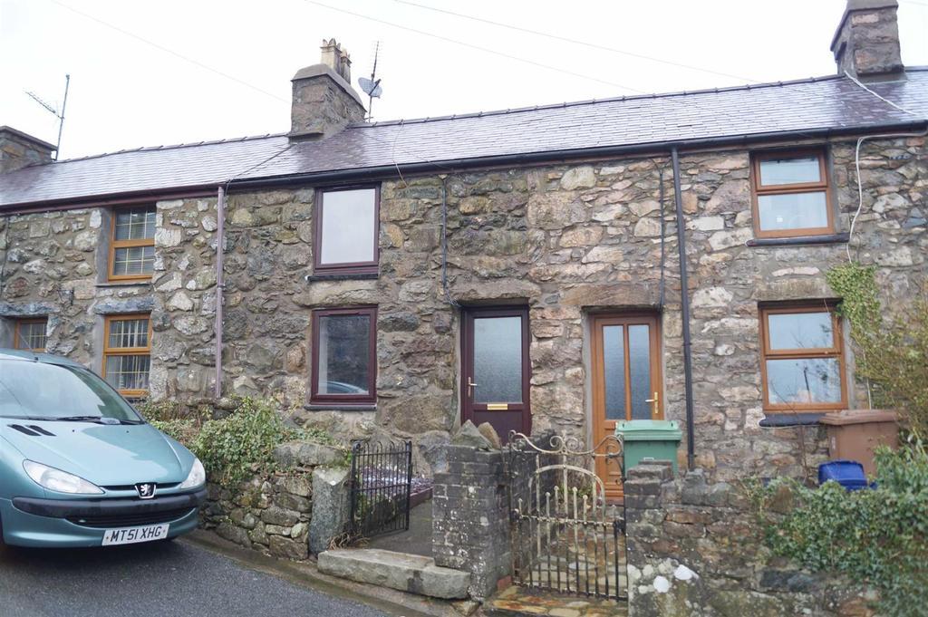 1 Bedroom Terraced House for sale in Tan Y Fynwent, Llanaelhaearn