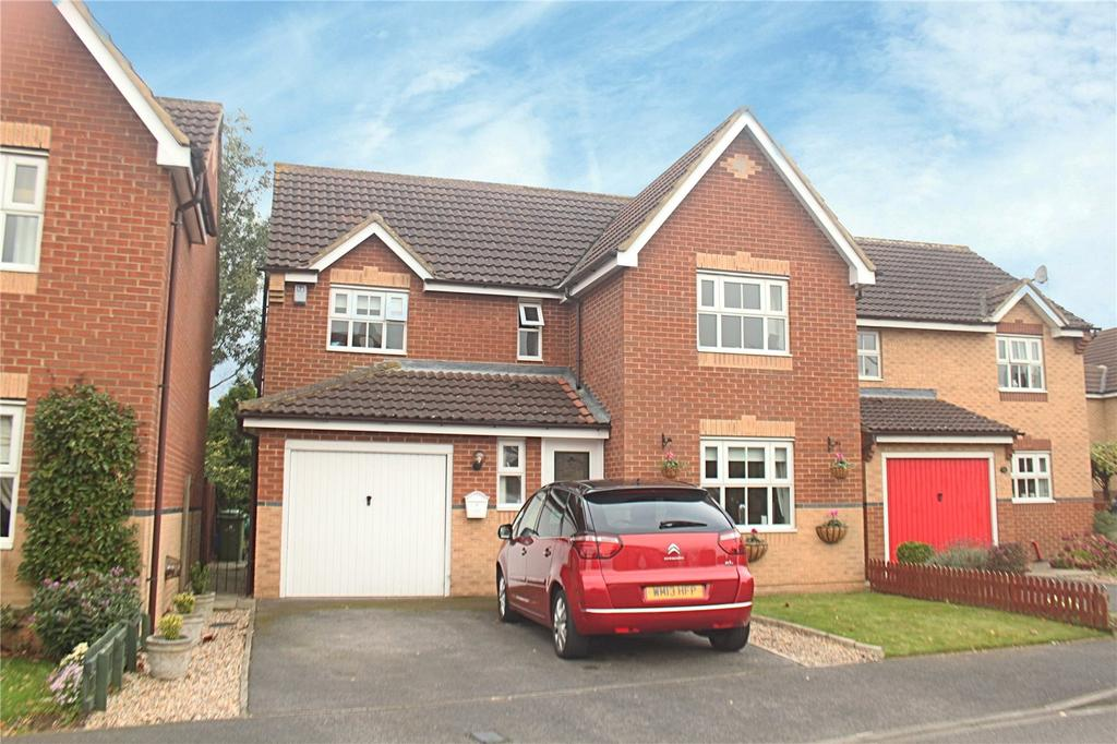 4 Bedrooms Detached House for sale in Langleeford Way, Ingleby Barwick
