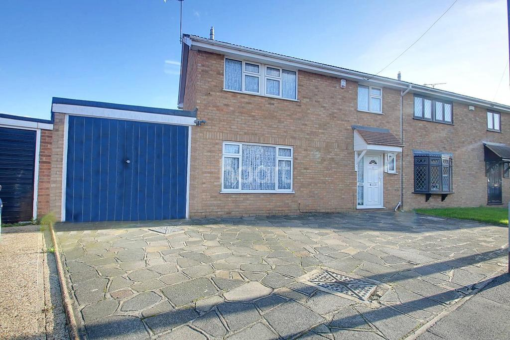 3 Bedrooms Semi Detached House for sale in Coltishall Road