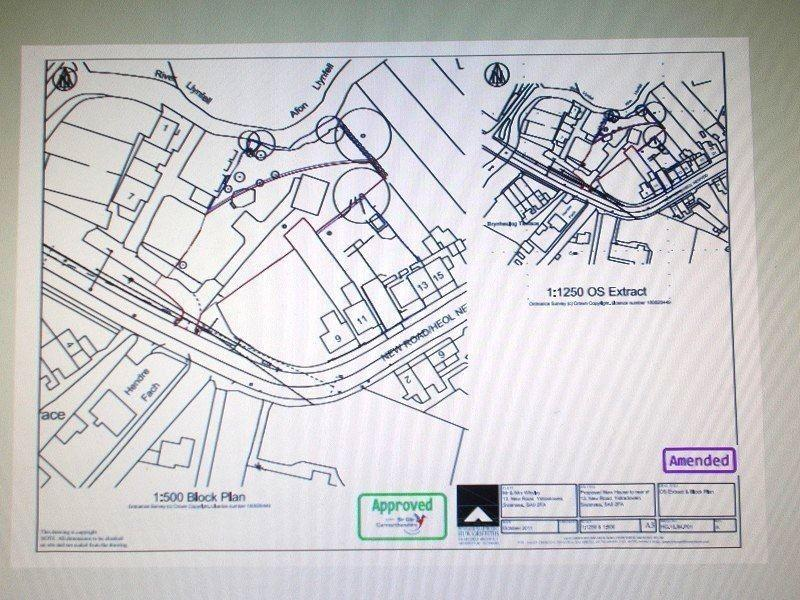 Land Commercial for sale in New Road, Cwmllynfell, Swansea.