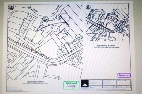 Land for sale - New Road, Cwmllynfell, Swansea.