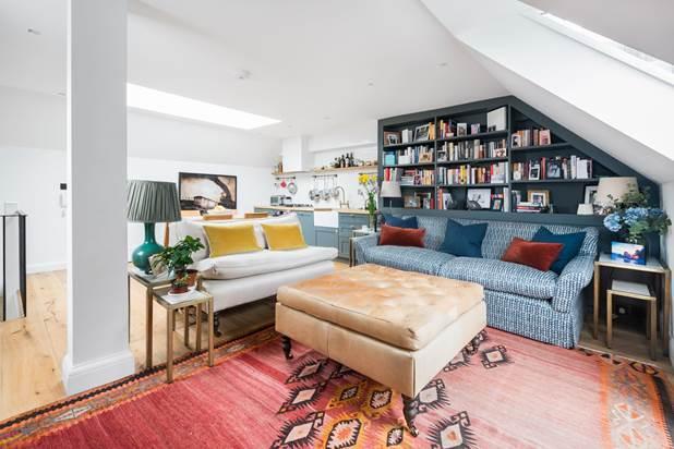 2 Bedrooms Flat for sale in Westbourne Park Villas, London, W2