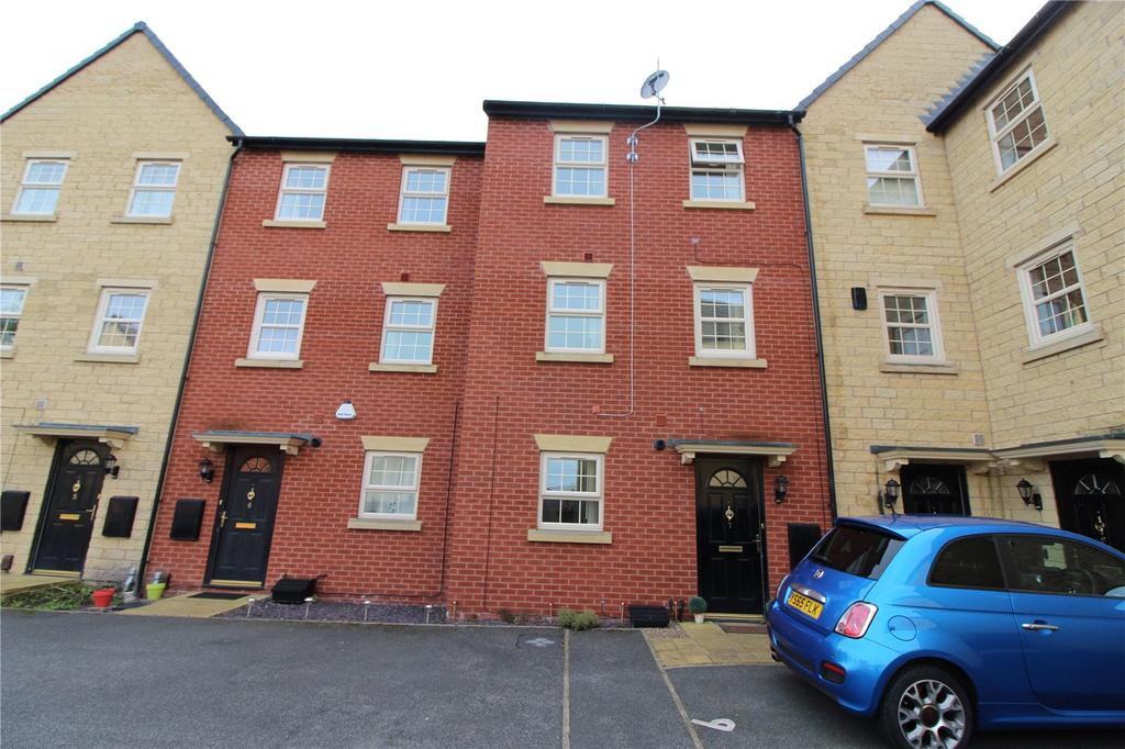 2 Bedrooms Terraced House for sale in Bailey Croft, Barnsley, South Yorkshire, S70