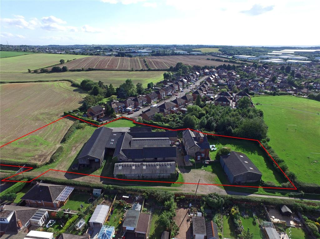 Plot Commercial for sale in Sutton-in-Ashfield