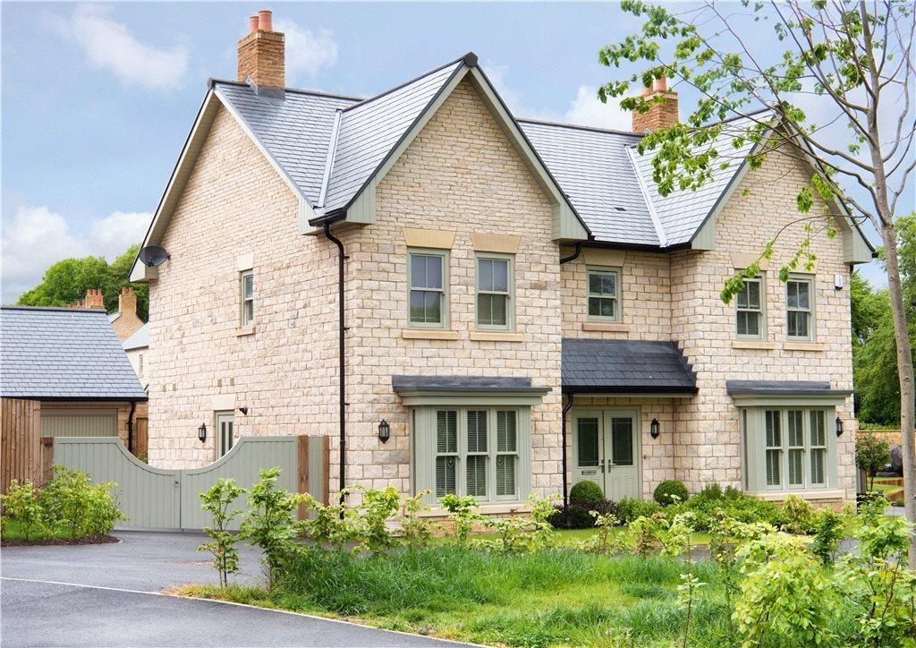 5 Bedrooms Detached House for sale in Hampole Way, Boston Spa, Wetherby, West Yorkshire