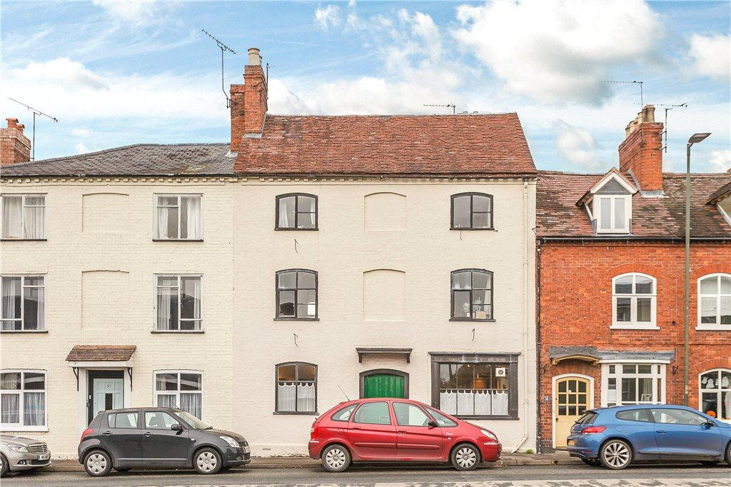 5 Bedrooms Terraced House for sale in New Street, Ledbury, Herefordshire, HR8