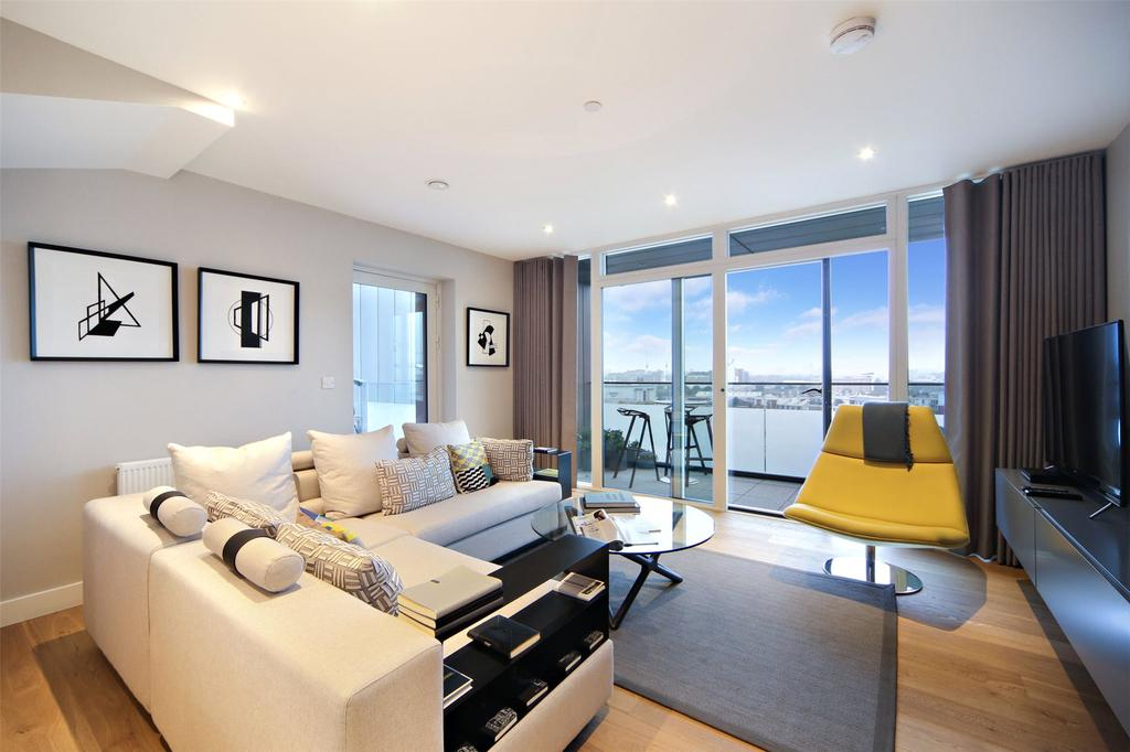 2 Bedrooms Flat for sale in Greenwich Millennium Village, Greenwich, London, SE10