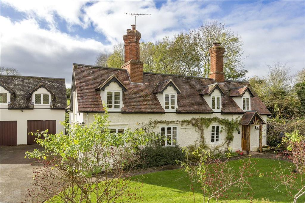 4 Bedrooms Detached House for sale in Ford Lane, Langley, Stratford-upon-Avon, Warwickshire, CV37