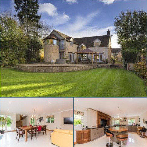 6 bedroom detached house for sale - Holton, Oxford, Oxfordshire, OX33