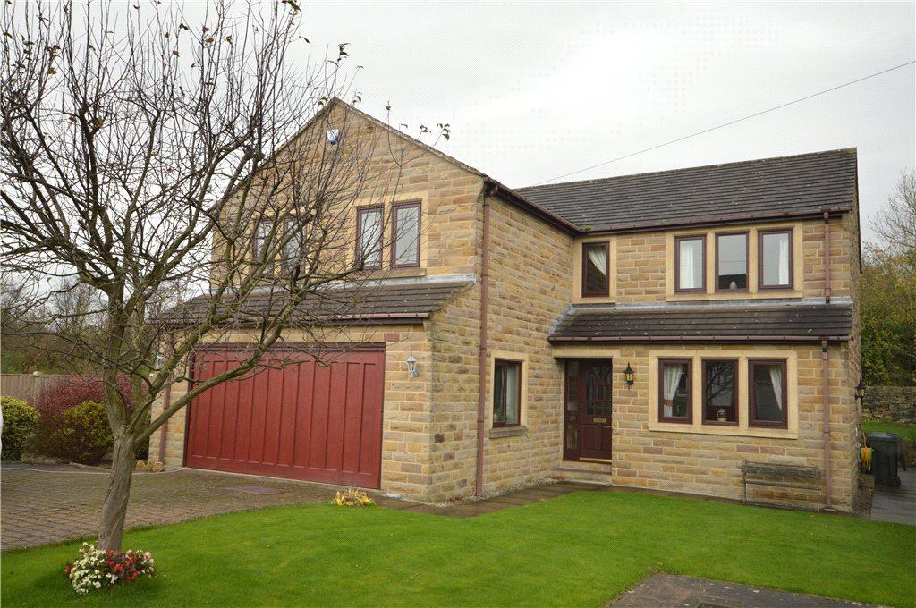 5 Bedrooms Detached House for sale in Little Park, Bradford, West Yorkshire