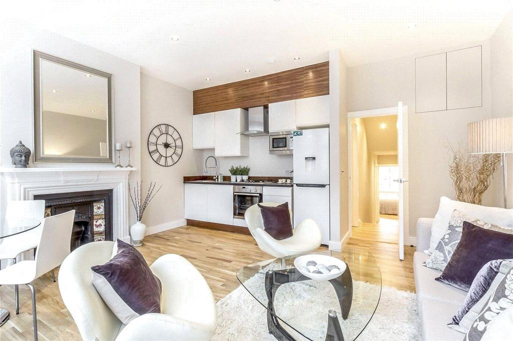 2 Bedrooms Flat for sale in Broadway Parade, London, N8