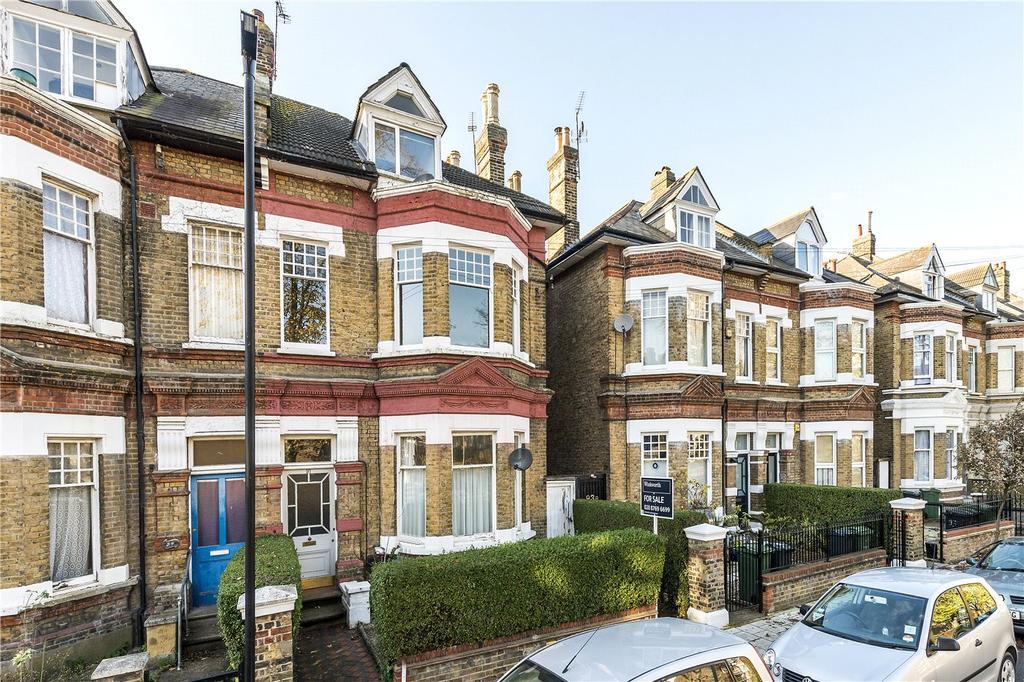 1 Bedroom Flat for sale in Tierney Road, London, SW2