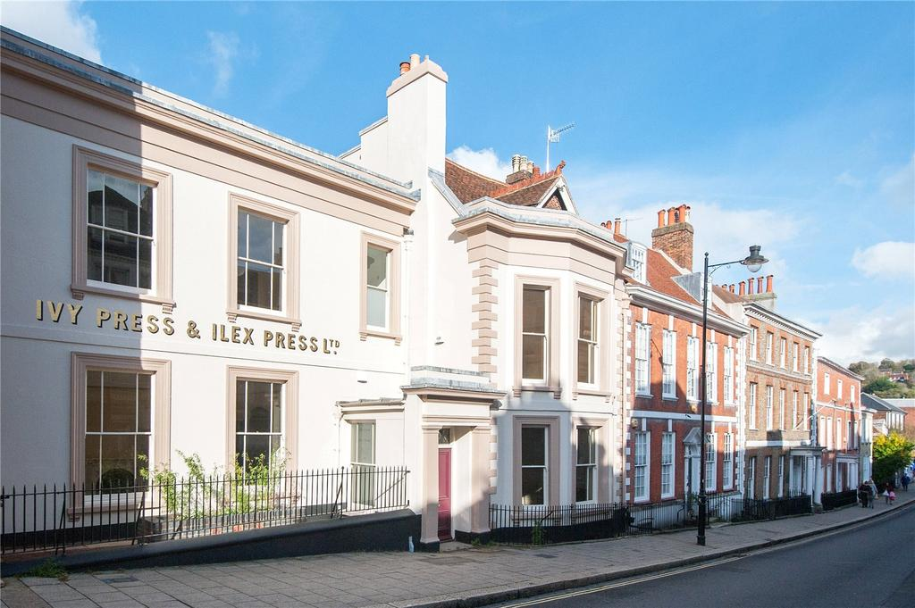 2 Bedrooms Town House for sale in School Hill, Lewes, East Sussex