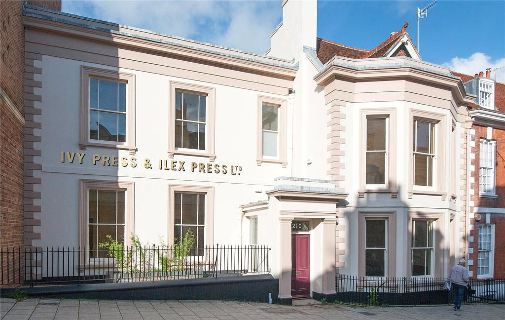 4 Bedrooms Town House for sale in School Hill, Lewes, East Sussex