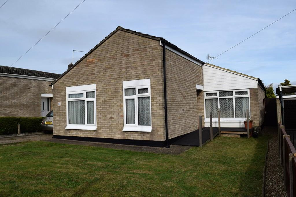 3 Bedrooms Detached Bungalow for sale in Redgate, Thetford