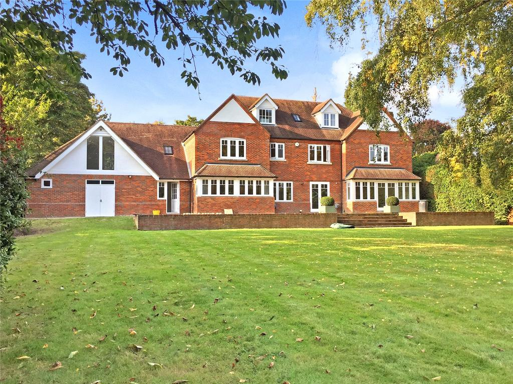 6 Bedrooms Detached House for sale in Henley Road, Marlow, Buckinghamshire, SL7