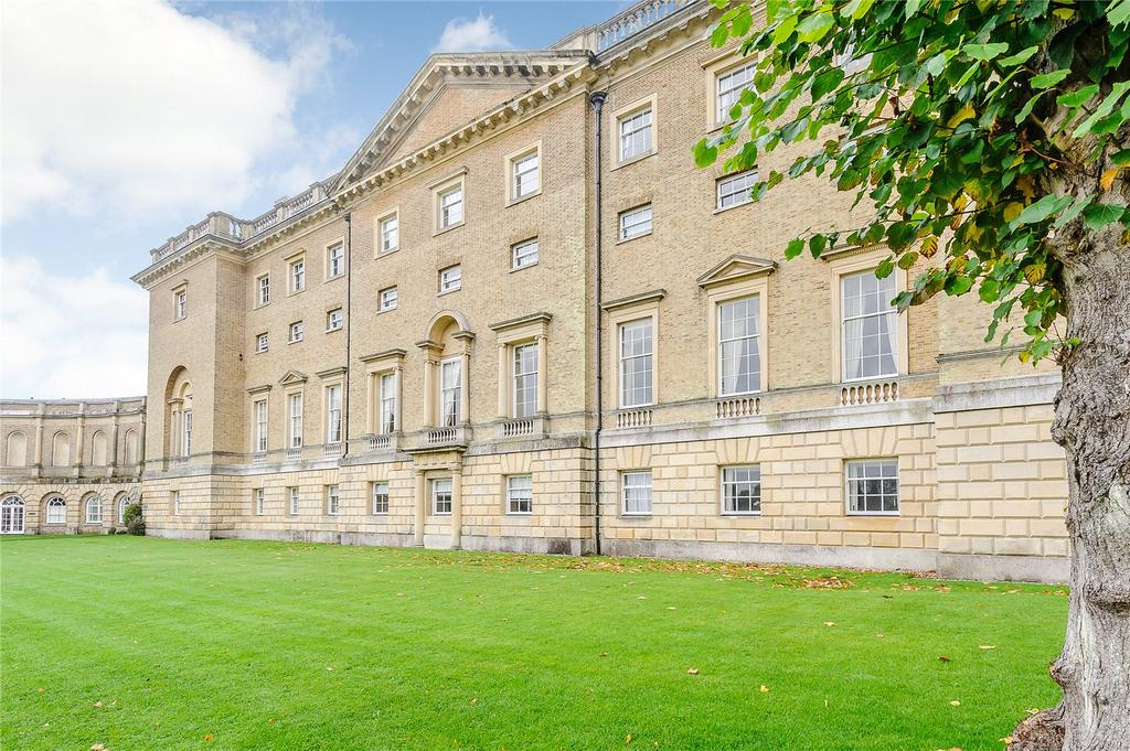 3 Bedrooms Flat for sale in Thorndon Hall, Thorndon Park, Ingrave, Brentwood, CM13