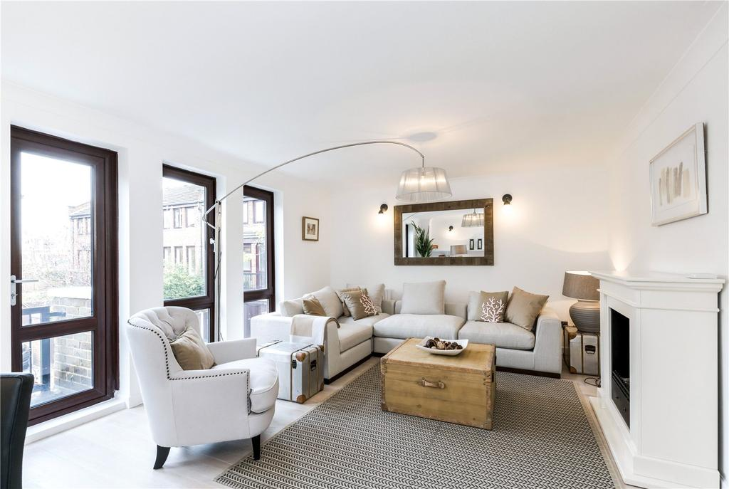4 Bedrooms Terraced House for sale in Bagleys Lane, Fulham, London, SW6