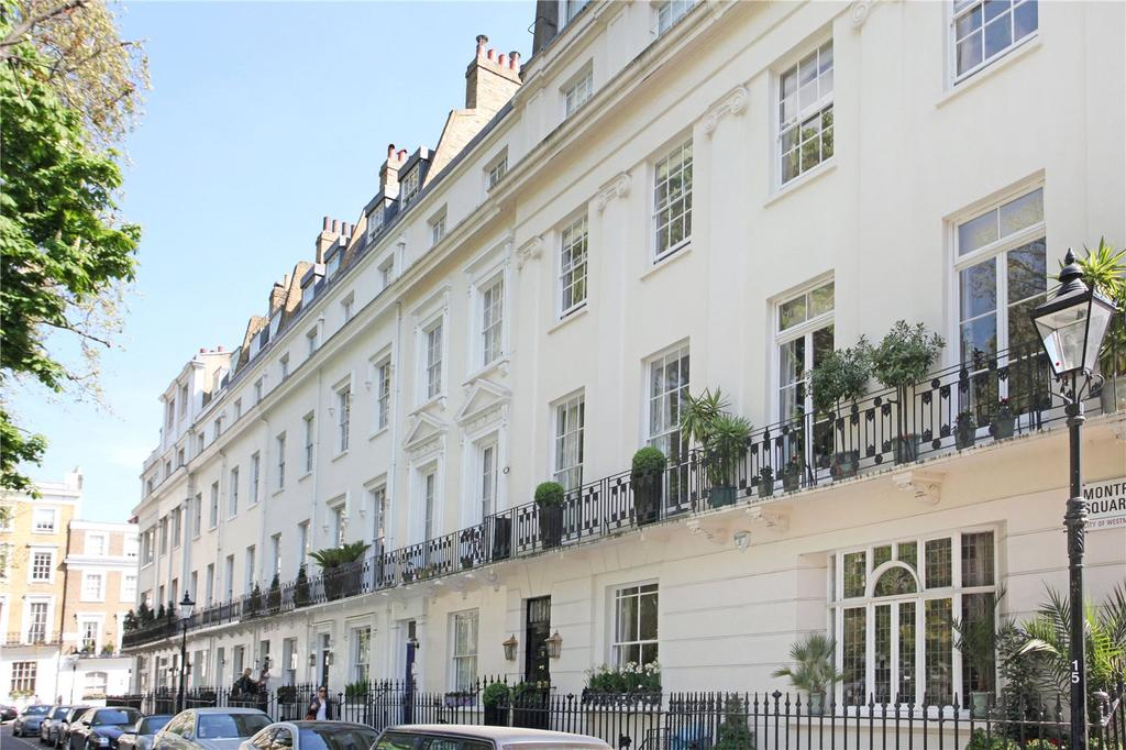 4 Bedrooms Terraced House for sale in Montpelier Square, London, SW7
