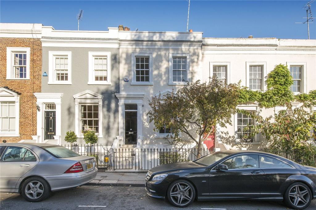 4 Bedrooms Terraced House for sale in Kensington Place, London, W8