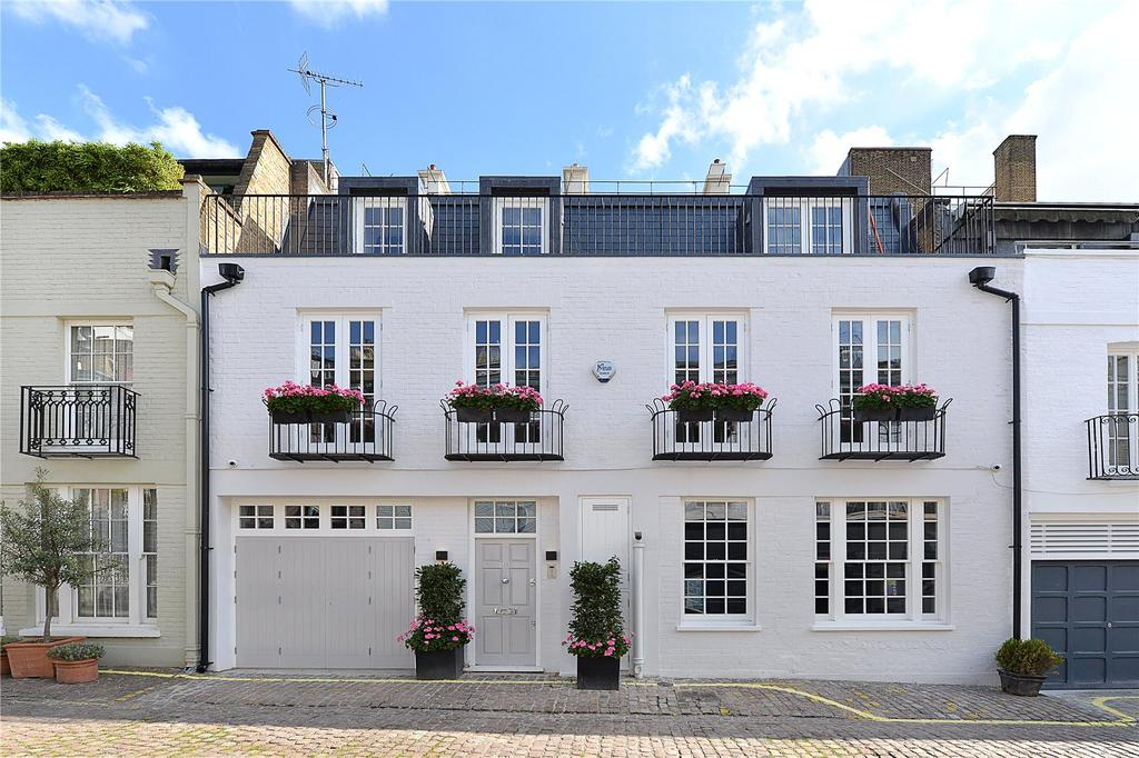 4 Bedrooms Mews House for sale in Ennismore Mews, Knightsbridge, London, SW7