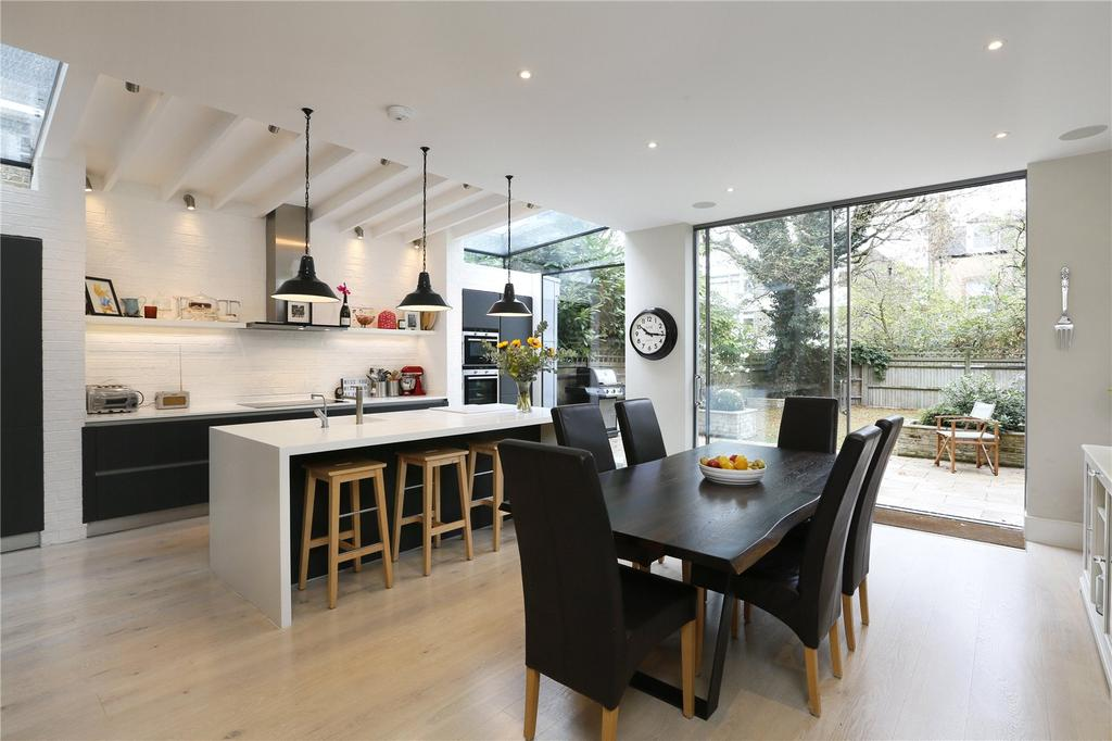 6 Bedrooms Semi Detached House for sale in Huron Road, Heaver Estate, London, SW17
