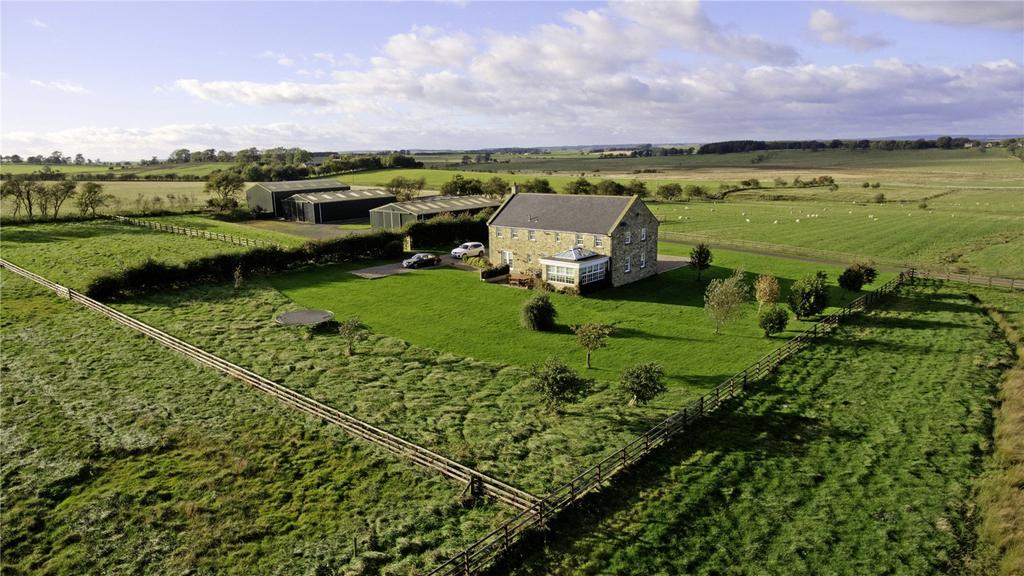 4 Bedrooms Equestrian Facility Character Property for sale in Kirkheaton, Newcastle upon Tyne, NE19