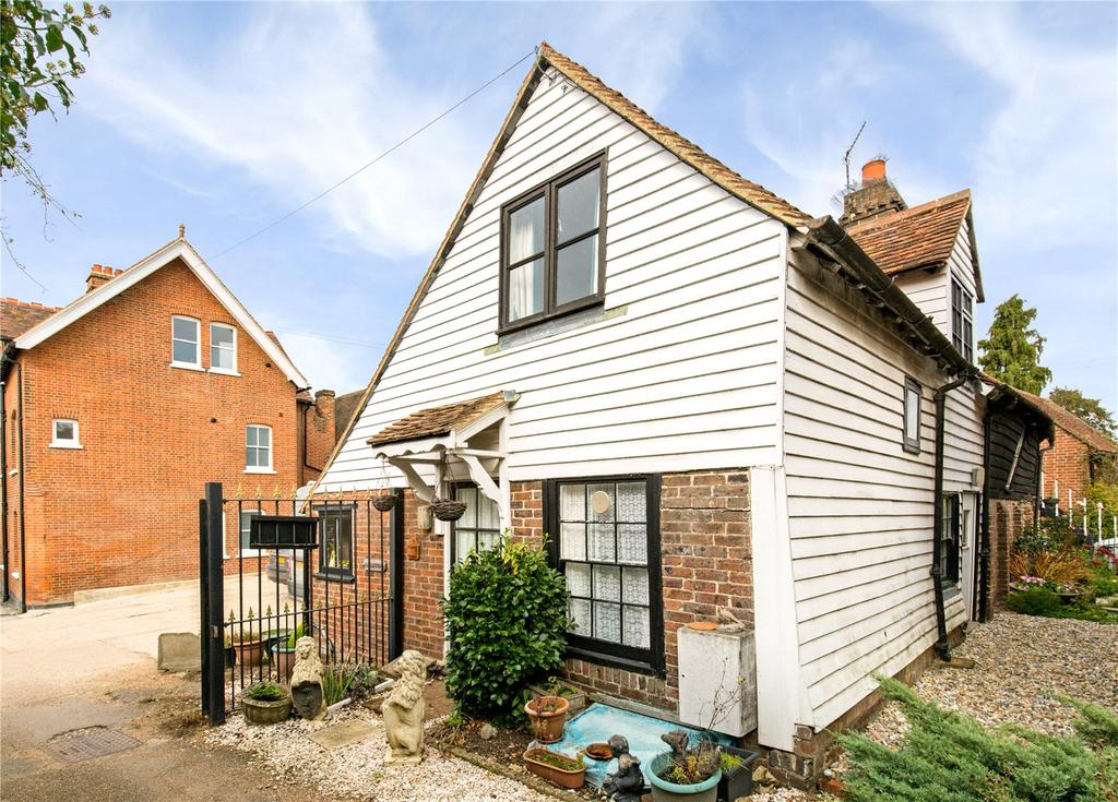 3 Bedrooms Detached House for sale in Dry Hill Farm, Shipbourne Road, Tonbridge, Kent, TN10
