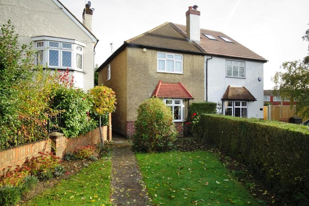 3 Bedrooms Semi Detached House for sale in School Road, Ashford, TW15