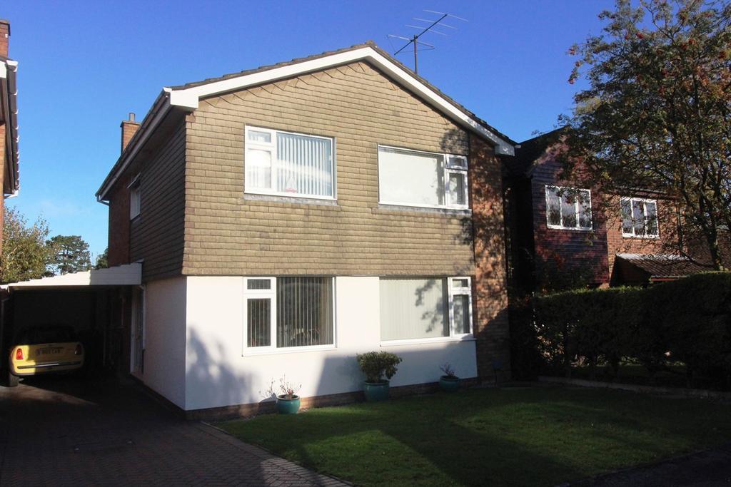 4 Bedrooms Detached House for sale in Alder Close, Baldock, SG7