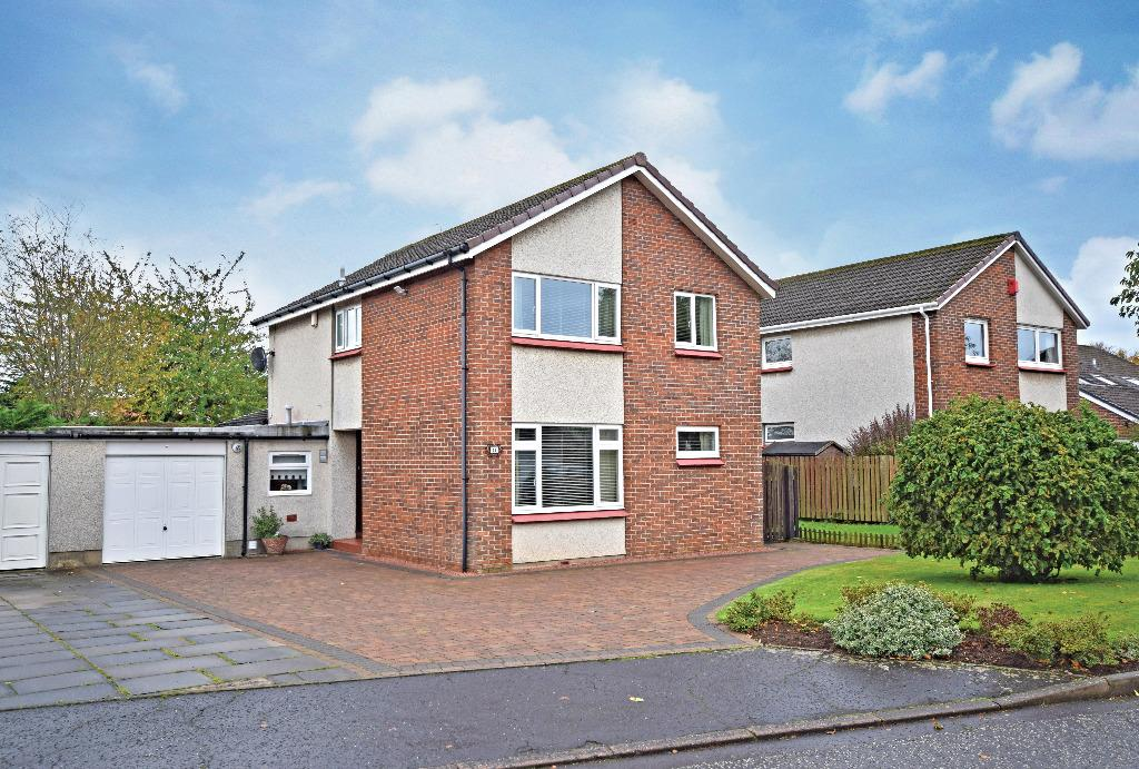 4 Bedrooms Detached House for sale in Kilnbank Crescent, Ayr, South Ayrshire, KA7 3JQ