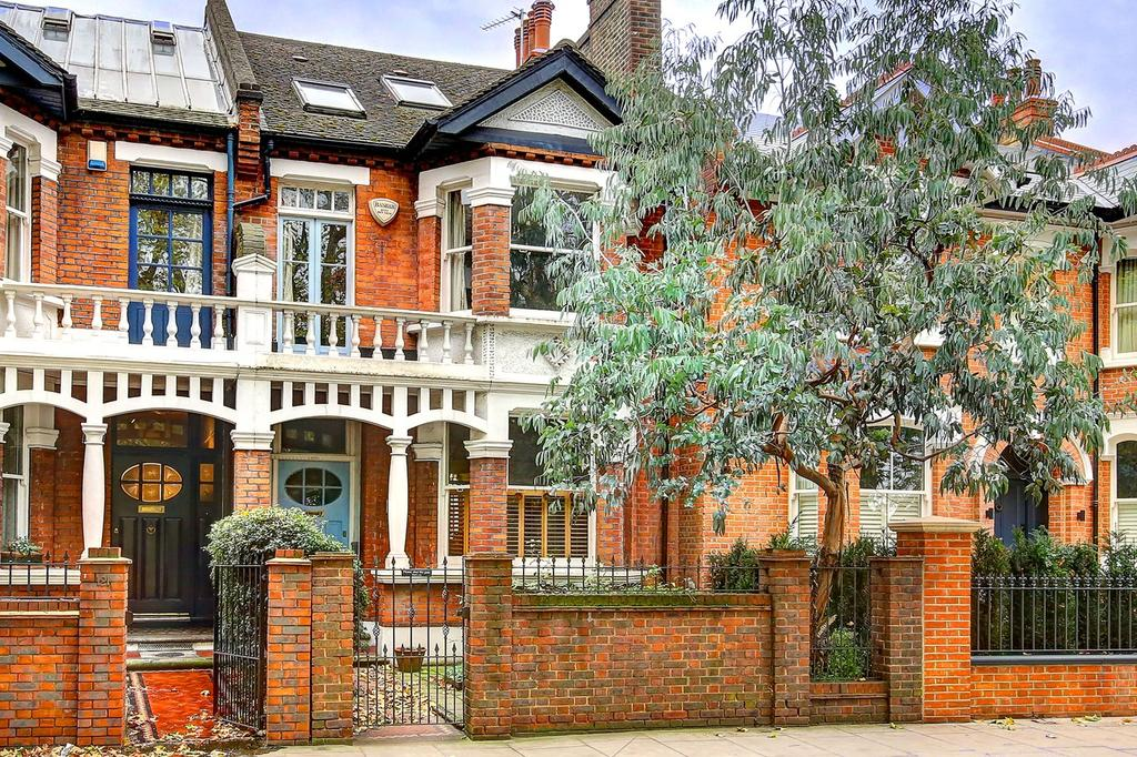 5 Bedrooms Terraced House for sale in Clapham Common West Side, London, SW4