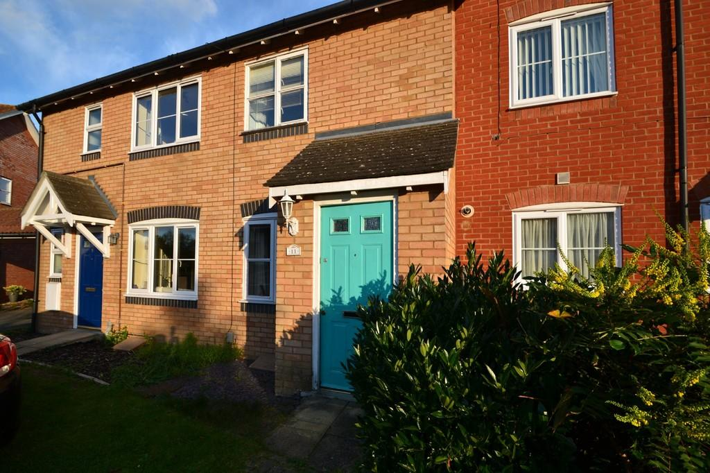 2 Bedrooms Terraced House for sale in Lysander Drive, Ipswich, IP3 9TL