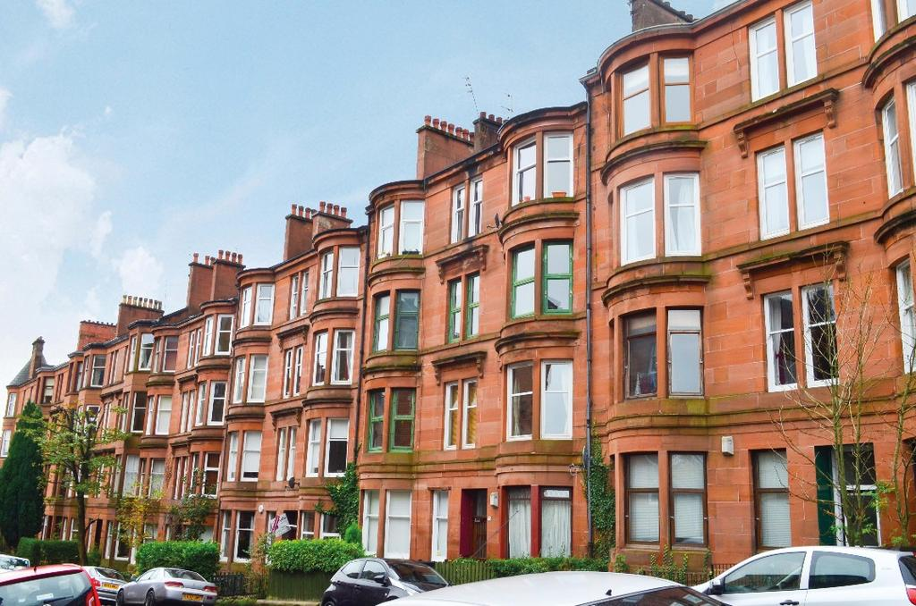 1 Bedroom Flat for sale in Lyndhurst Gardens, Flat 3/1, North Kelvinside, Glasgow, G20 6QX
