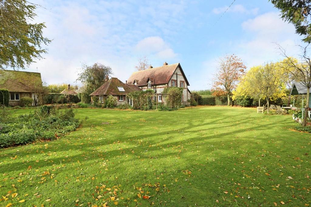 5 Bedrooms Detached House for sale in Privett, Hampshire