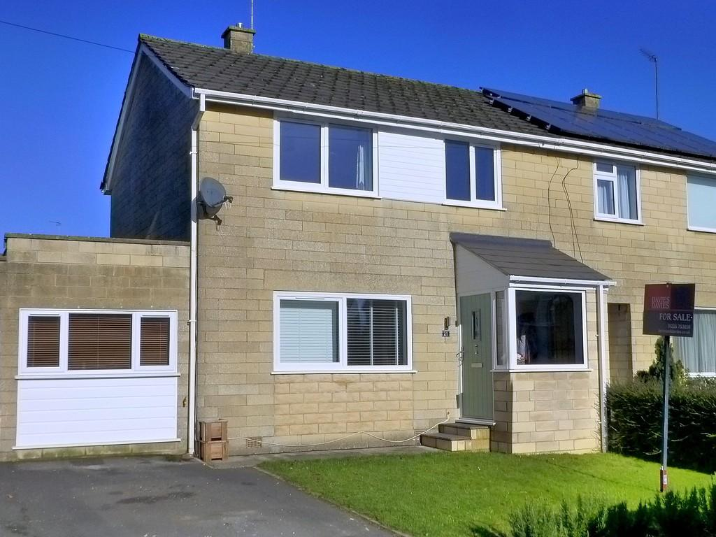 4 Bedrooms Semi Detached House for sale in Christchurch Road,Bradford on Avon